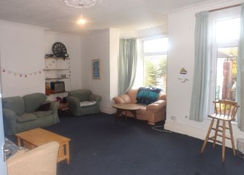Thumbnail 6 bed terraced house to rent in Waverley Road, Southsea