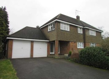 Thumbnail 3 bed maisonette to rent in Watford Road, Radlett