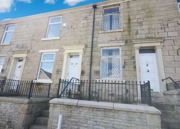Thumbnail 3 bed terraced house to rent in Harwood Street, Sunnyhurst, Darwen