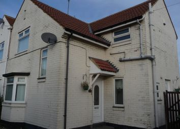 Thumbnail 3 bedroom semi-detached house to rent in Oxford Road, Hartlepool