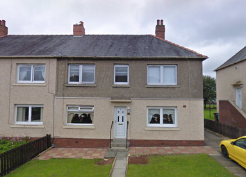 Thumbnail 2 bed flat for sale in Moorfoot Drive, Wishaw