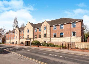 Thumbnail 1 bedroom flat for sale in Kelvestone House, 47 Park Road, Cannock, Staffordshire