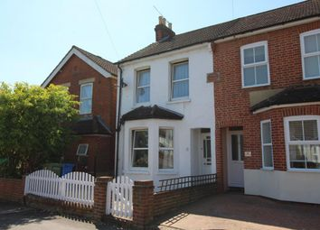 Thumbnail 2 bed semi-detached house for sale in Church Road, Aldershot