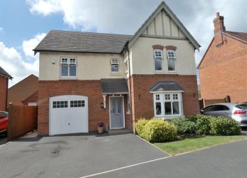 Thumbnail 4 bed detached house for sale in Circuit Drive, Long Eaton, Nottingham