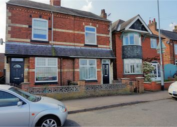 Thumbnail 3 bedroom semi-detached house for sale in Mill Lane, Enderby