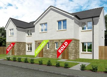 Thumbnail 3 bed semi-detached house for sale in Holmhead Road, Cumnock