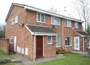 Thumbnail 1 bed flat for sale in Sandringham Close, Bridgwater