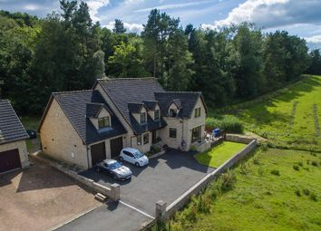Thumbnail 6 bedroom detached house for sale in The Paddock., Lanark.