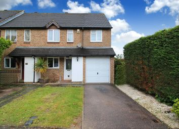 Thumbnail 3 bed end terrace house for sale in Linden Close, Horsham