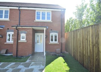 Thumbnail 2 bed mews house to rent in Mulberry Way, Hinckley