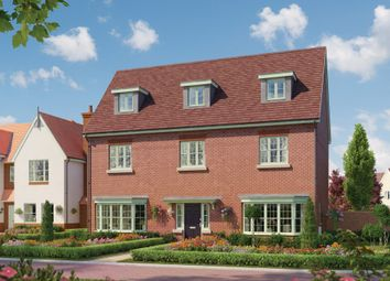 Thumbnail 5 bed detached house for sale in Hall Road, Rochford Essex
