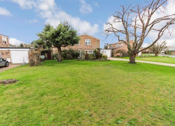 Thumbnail 4 bed detached house for sale in School Lane, Buckden, St. Neots