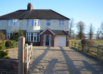 Thumbnail 4 bed property for sale in Tamworth Road, Ashby De La Zouch