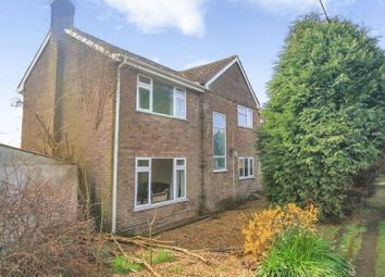 Thumbnail 4 bed detached house for sale in Ashby Road, No Man's Heath, Tamworth