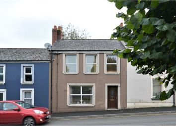 Thumbnail 2 bed terraced house for sale in Park Terrace, Carmarthen