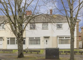 Thumbnail 3 bed terraced house for sale in Maesglas Grove, Newport