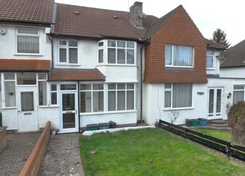 Thumbnail 3 bedroom terraced house for sale in Sundale Avenue, South Croydon