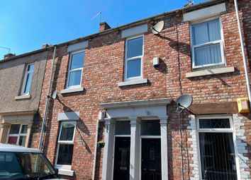 Thumbnail 3 bed flat to rent in Seymour Street, North Shields