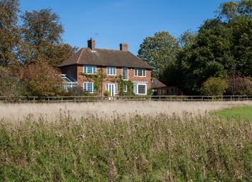 Thumbnail 4 bed detached house for sale in Water Lane, Denston, Newmarket, Suffolk