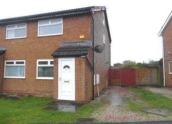 Thumbnail 2 bedroom town house to rent in Peplow Road, Heysham, Morecambe