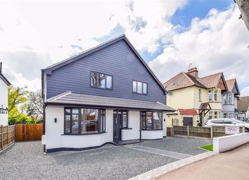 Thumbnail 4 bed detached house for sale in Hadleigh Road, Leigh-On-Sea, Essex