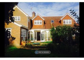 Thumbnail 3 bed detached house to rent in Common Lane, Ditchling, Hassocks