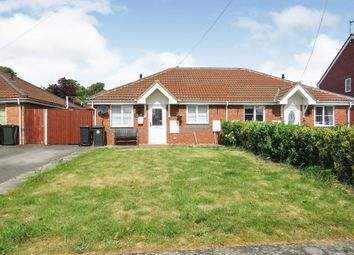 Thumbnail 2 bed semi-detached bungalow for sale in Malvern Avenue, Ellesmere Port