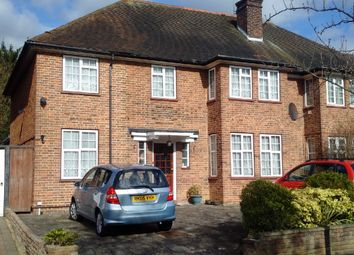 Thumbnail 5 bed semi-detached house to rent in Mowbray Road, Edgware, London