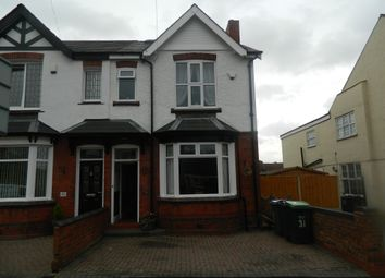 Thumbnail 3 bed semi-detached house for sale in Rooth Street, Wednesbury