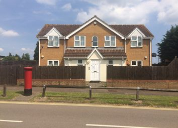 Thumbnail 2 bed flat to rent in Station Road, Cuffley, Potters Bar