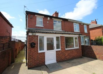 Thumbnail 3 bed flat to rent in Church Road, Stainforth, Doncaster
