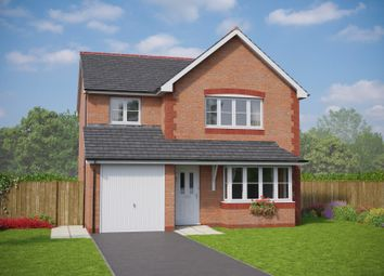 Thumbnail 3 bed detached house for sale in The Porthmadog, Plot 93, Chester Rd, Oakenholt