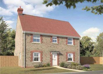 Thumbnail 4 bed detached house for sale in Barrington Park, Highworth Road, Shirvenham