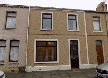 Thumbnail 3 bed terraced house to rent in Clarice Street, Aberavon, Port Talbot, Neath Port Talbot.