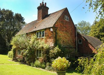 Thumbnail 5 bed cottage to rent in Killinghurst Park, Haslemere