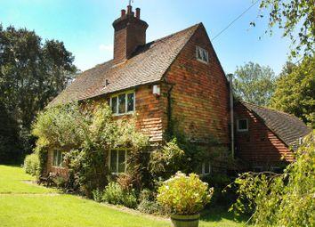 Thumbnail 5 bed cottage to rent in Killinghurst Park, Haslemere