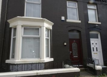 Thumbnail 3 bed property to rent in Hornsey Road, Liverpool