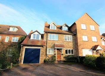 Thumbnail 4 bed end terrace house for sale in North Quay, Abingdon