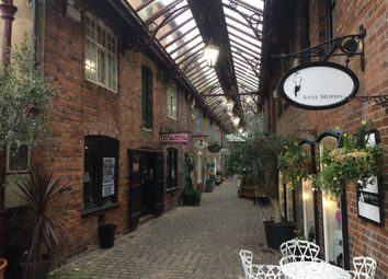 Thumbnail Commercial property to let in Getliffes Yard, Leek, Staffordshire