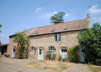 Thumbnail 6 bed detached house to rent in Ferry Road, Oxborough, King's Lynn