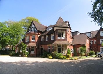 Thumbnail 2 bed flat for sale in Court Gardens, Cleeve Road, Goring, Reading
