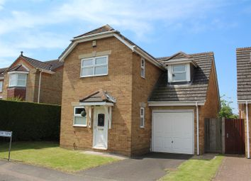 Thumbnail 3 bed detached house for sale in Cemetery Road, Whittlesey, Peterborough