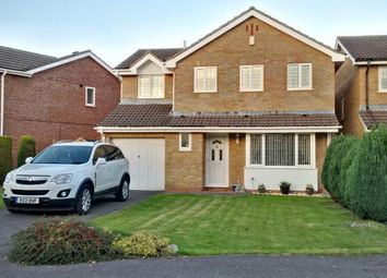 Thumbnail 4 bed detached house for sale in Campion Drive, Bradley Stoke, Bristol, Gloucestershire