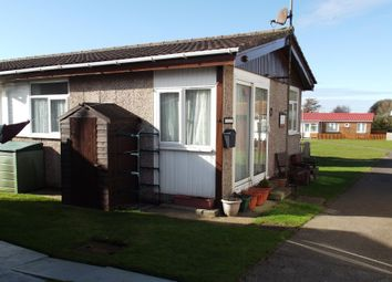 Thumbnail 2 bedroom mobile/park home for sale in Casa Calpe 247A Second Avenue, South Shore Holiday Village, Bridlington