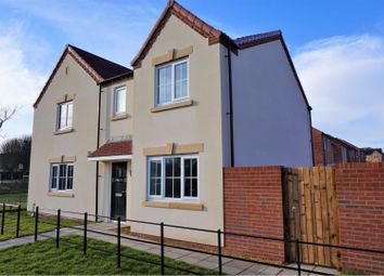 Thumbnail 3 bed semi-detached house to rent in Appersett Close, Harrogate