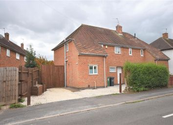 Thumbnail 3 bed semi-detached house for sale in Browning Road, Loughborough