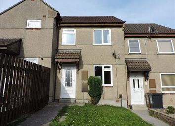 Thumbnail 2 bed terraced house to rent in Churchlands Road, Woolwell, Plymouth