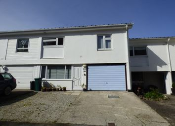 Thumbnail 3 bed terraced house to rent in Perrancoombe Garden Court, Perrancoombe, Perranporth