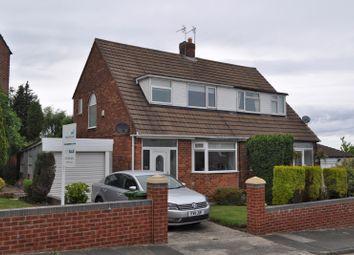 Thumbnail 3 bedroom semi-detached house for sale in Myrella Crescent, Sunderland