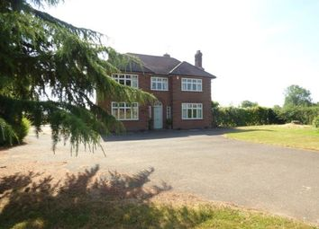 Thumbnail 4 bed detached house for sale in Measham Road, Appleby Magna, South Derbyshire